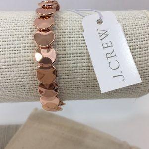 JCREW Rose Gold Bracelet